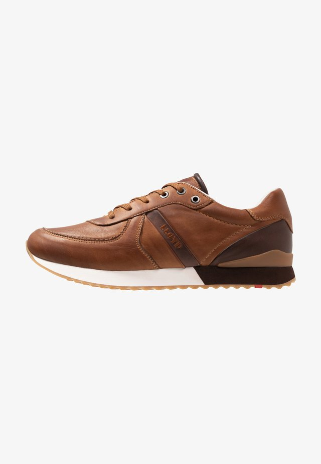 EARLAND - Sneaker low - new nature/coffee