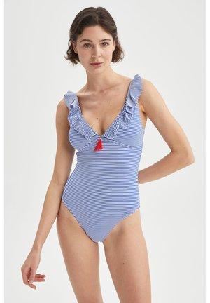 Swimsuit - navy