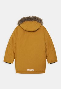 Name it - NKMMIBIS JACKET - Vinterfrakker - golden brown - 1
