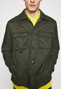 NN07 - COLUMBO  - Light jacket - dark army - 5