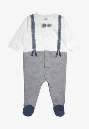 SMART DRESS UP - Pyjamas - grey/white