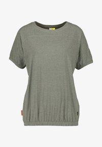alife & kickin - Basic T-shirt - dust - 5