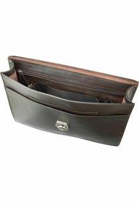 Leonhard Heyden - Briefcase - braun - 4
