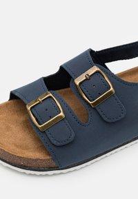 Cotton On - THEO UNISEX - Sandals - navy - 5