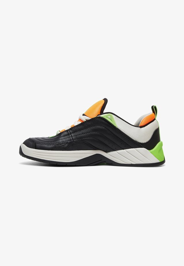WILLIAMS SLIM - Trainers - fluorescent orange