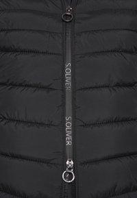 s.Oliver - Winter coat - black - 6