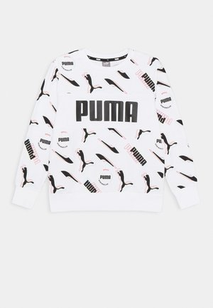 ALPHA CREW UNISEX - Sweater - white