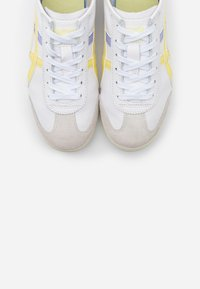 Onitsuka Tiger - MEXICO 66 - Sneakers basse - white/acid yellow - 5