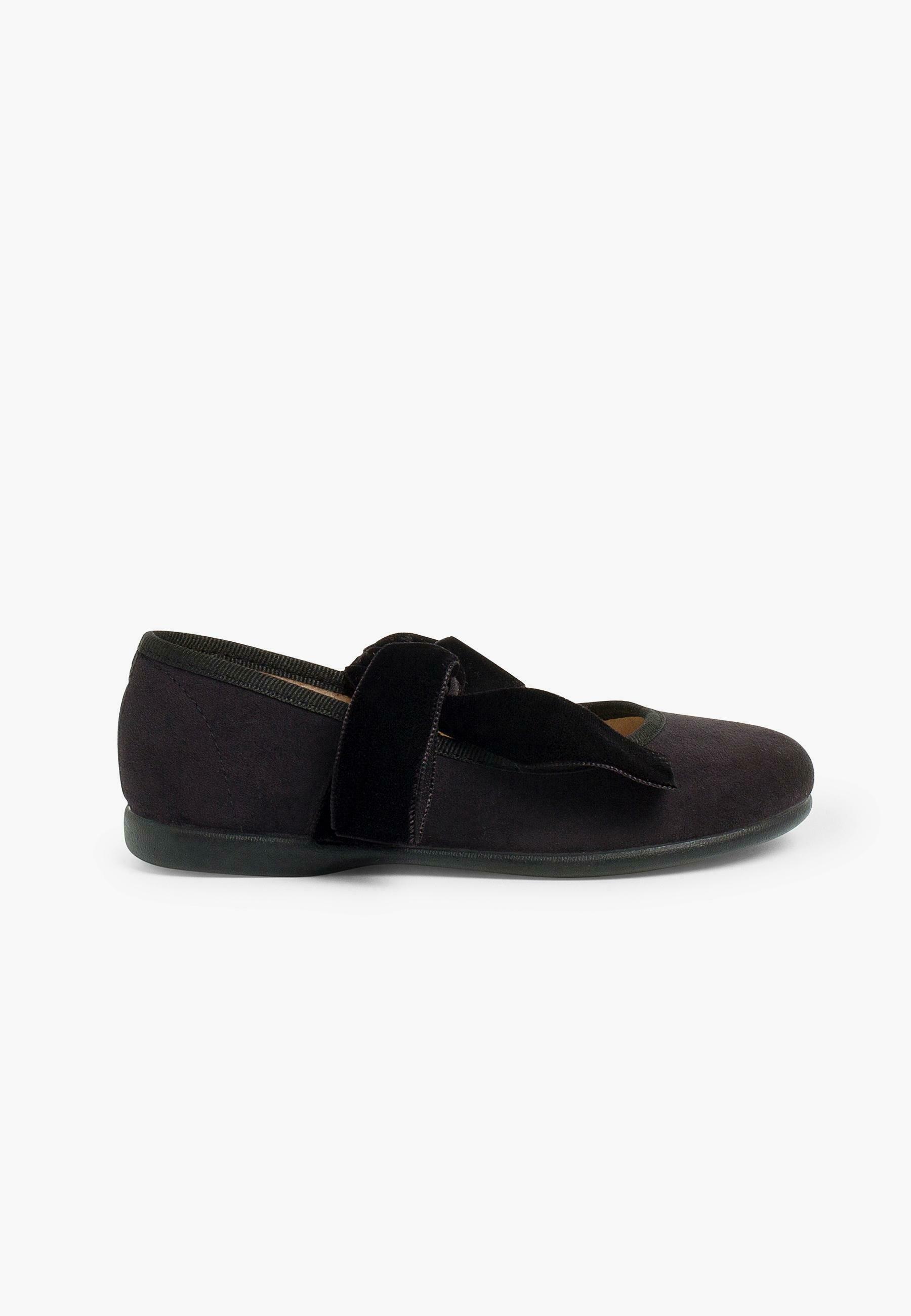 Enfant CON LAZO DE TERCIOPELO - Chaussures premiers pas