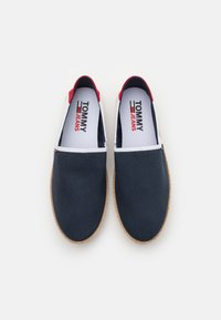 Tommy Jeans - ESSENTIAL - Espadrilles - red/white/blue - 3