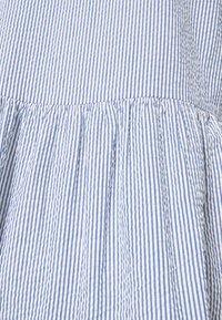 Marc O'Polo DENIM - DRESS BUTTON PLACKET - Shirt dress - intense blue - 2