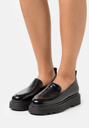 REALLY LIKE YOU - Slip-ons - black
