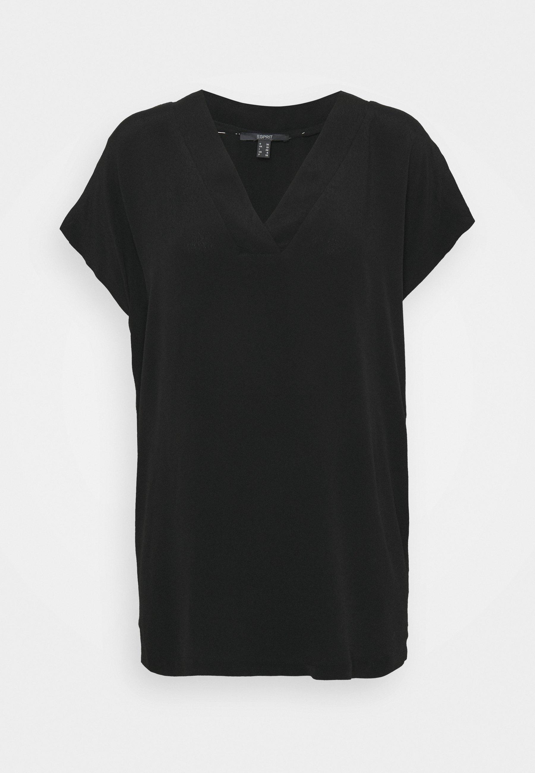 Women BLOUSE SOLID - Basic T-shirt