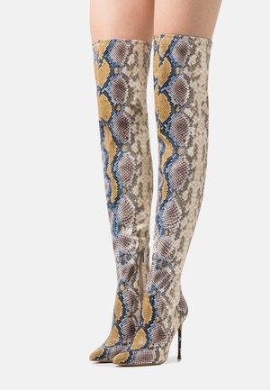 VAVA - Boots med høye hæler - multicolor
