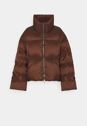 Dunjakke - fuscous brown