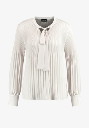 MIT SCHLUPPE - Blouse - winter white