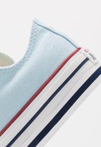 Converse - CHUCK TAYLOR ALL STAR PLATFORM EVA - Sneakers - agate blue/white/midnight navy - 2