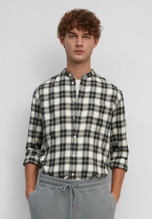 Shirt - multi/beige melange