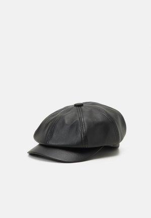 BAKER HAT UNISEX - Hat - black