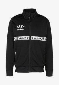 Umbro - TAPED TRACK  - Training jacket - black - 0