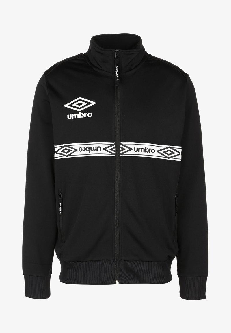 Umbro - TAPED TRACK  - Training jacket - black