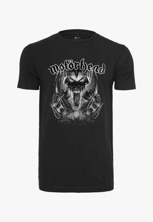 MOTÖRHEAD WARPIG - Camiseta estampada - black