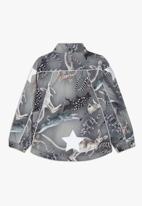 Molo - HOPLA - Waterproof jacket - grey - 2