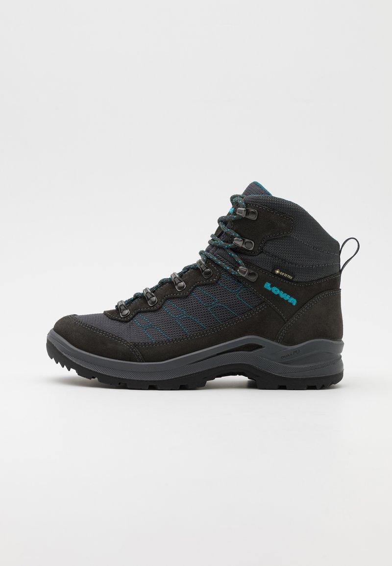 Lowa - TAURUS PRO GTX MID - Hiking shoes - anthracite