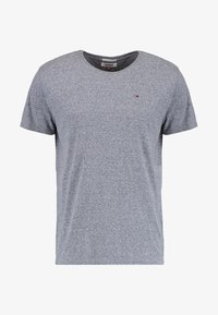 Tommy Jeans - ORIGINAL TRIBLEND REGULAR FIT - T-shirt basique - black iris - 3