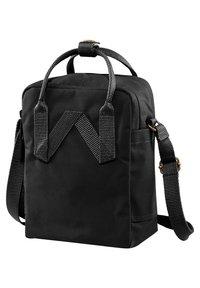 Fjällräven - Across body bag - black - 1