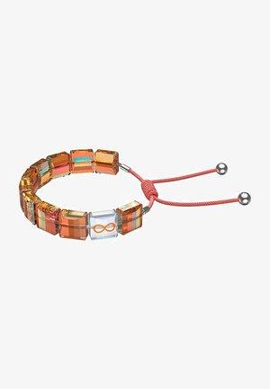 LETRA BRACELET HEART - Bracelet - orange