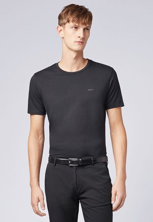 LECCO  - Basic T-shirt - black