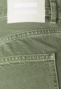 Dr.Denim - ECHO - Jeans straight leg - washed green - 5