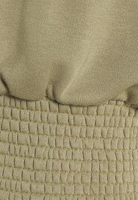 Noisy May - NMMILY SMOCK - Sweatshirt - aloe - 2