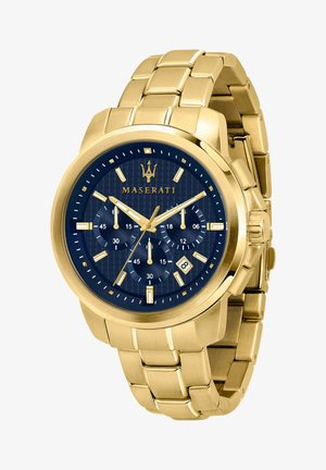 SUCCESSO - Chronograph watch - gelbgold