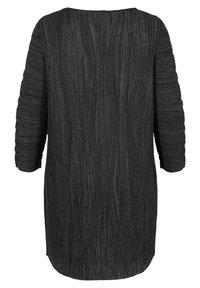 Zizzi - Jumper dress - dark grey - 6