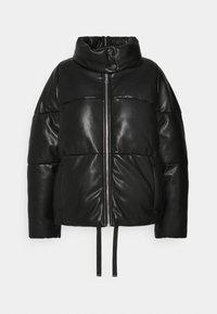 Milly - VEGAN PUFFER - Winter jacket - black - 0