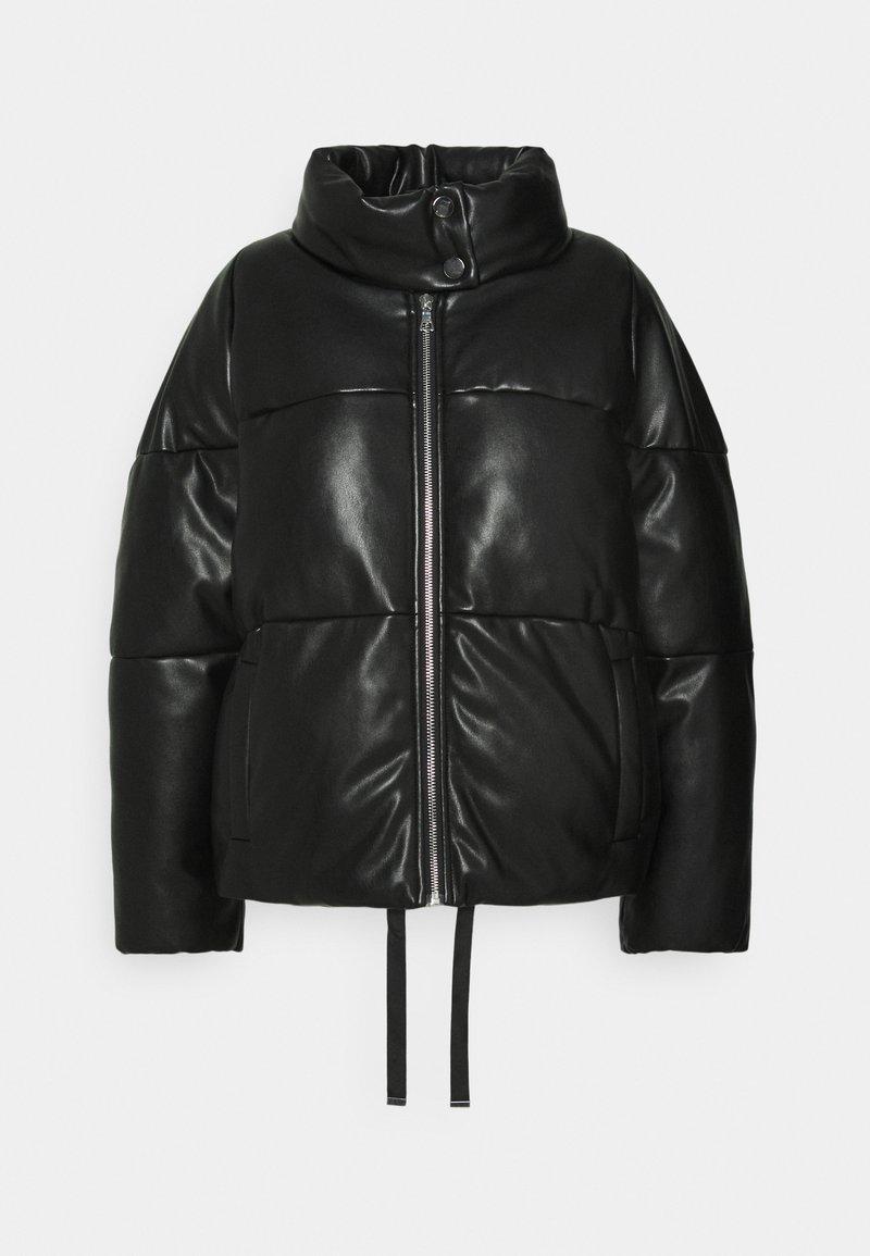 Milly - VEGAN PUFFER - Winter jacket - black