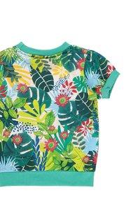 Boboli - T-shirt z nadrukiem - emerald - 3