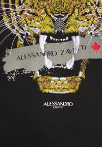 Alessandro Zavetti - SAVAGE TAPE - Sweatshirt - black - 4