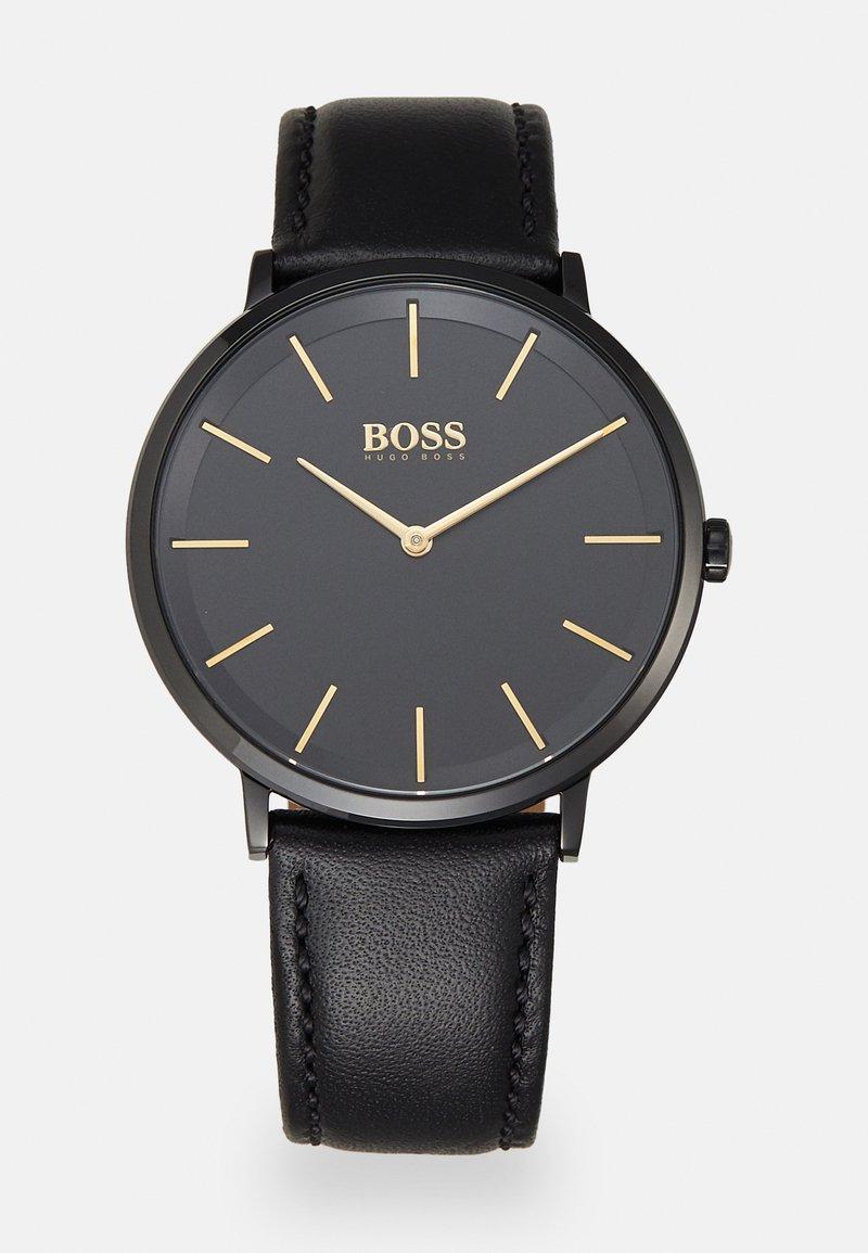 BOSS - SKYLINER - Watch - schwarz