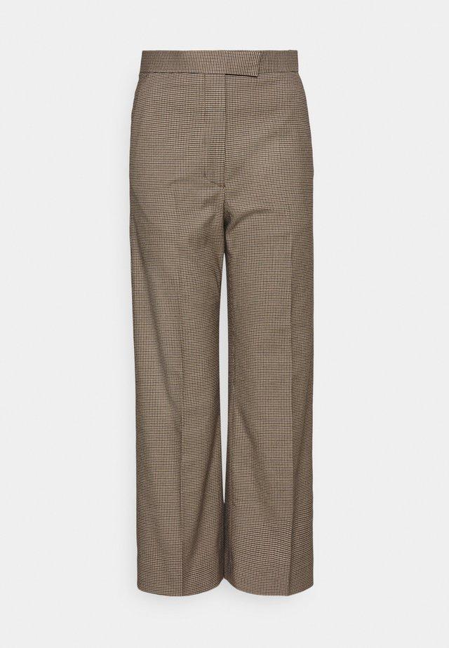 ATLANT - Pantalon classique - dark sand