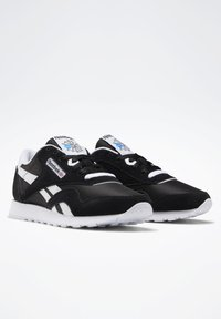 Reebok Classic - CLASSIC NYLON SHOES - Trainers - black - 2