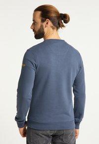 Schmuddelwedda - Sweatshirt - rauch marine - 2