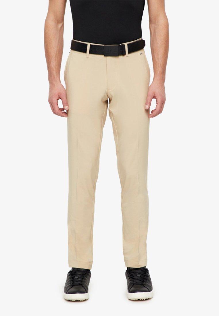 J.LINDEBERG - ELLOTT MICRO - Pantalon classique - safari beige