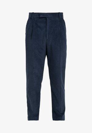 GENTS FORMAL TROUSER - Spodnie materiałowe - dark blue