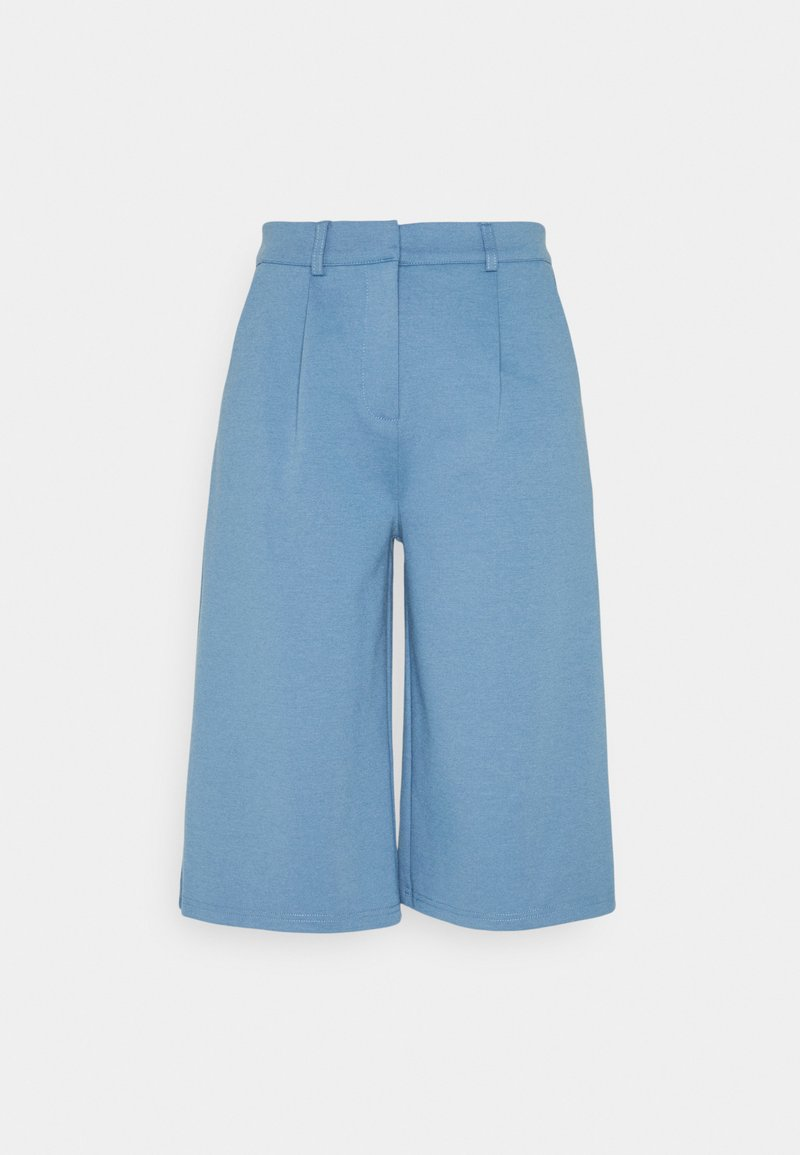 ICHI - KATE TREND COULOTTE - Shorts - coronet blue