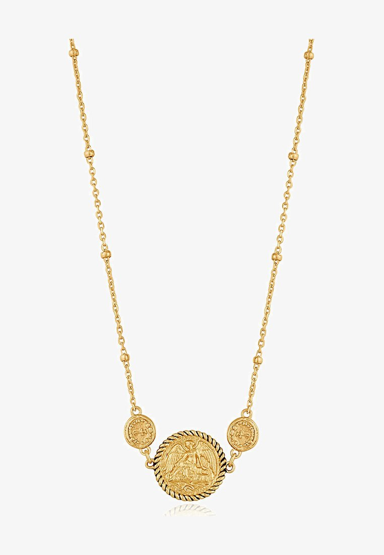 Ania Haie - Necklace - gold