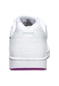 Nike Sportswear - Trainers - white/hyper violet/phantom - 3