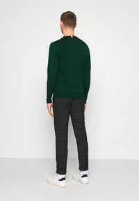 Tommy Hilfiger - TONAL AUTOGRAPH - Pullover - green - 2